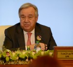 """الأمين العام للامم المتحدة يشكر سمو الأمير على استضافة مؤتمر """"اعمار العراق"""""""