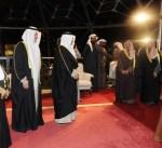 ممثل سمو الأمير يعود إلى أرض الوطن بعد حضور الحفل الختامي لمهرجان الملك عبدالعزيز للإبل