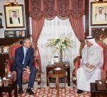 الفضالة يستعرض مع السفير البريطاني جهود الجهاز بمعالجة اوضاع المقيمين بصورة غير قانونية