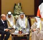 رئيس البرلمان السويدي: سمو أمير الكويت يحظى باحترام كبير لدينا وجهود سموه محل تقدير