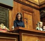 البرلمان الايطالي ينتخب رئيسي مجلسيه