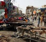 انفجار عبوة ناسفة غربي بغداد