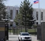 60 دبلوماسياً روسياً يغادرون الولايات المتحدة