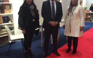 الكويت تشارك في معرض باريس الدولي للكتاب