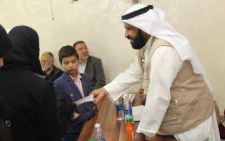 الكويت تواصل برامجها الإنسانية للايفاء بالاحتياجات المتغيرة للاجئين والمحتاجين