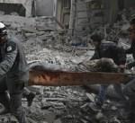 مقتل 900 مدني منذ بدء قصف الغوطة الشرقية