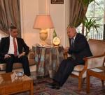 الأمين العام للجامعة العربية يجدد الالتزام بدعم الحوار السياسي بليبيا