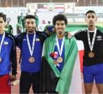 السعودية تتوج بلقب بطولة الخليج الـ16 لألعاب القوى للشباب