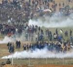 """33 شهيداً وأكثر من 4 آلاف مصاب فلسطيني في """"مسيرات العودة"""""""