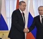 بوتين يلتقي أردوغان وروحاني في أنقرة