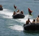 البحرية الليبية تنقذ 80 مهاجراً غير شرعي شرق طرابلس