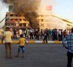 مقتل 14 شخصا في تفجير استهدف مشيعين شمال بغداد