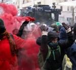 ألمانيا: متحجون يشتبكون مع الشرطة لمنع ترحيل سوري