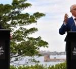 ماكرون يوقع عدة اتفاقات مع أستراليا