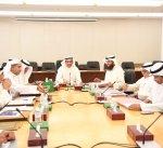 مكتب المجلس يعقد اجتماعه الإسبوعي برئاسة رئيس مجلس الأمة