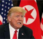"""ترامب: كيم قطع """"التزاما جازما"""" بنزع السلاح النووي"""