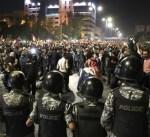 الأردن: القبض على 60 شخصاً في الاحتجاجات بينهم 8 عرب