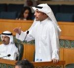 الغانم: ميزانية مجلس الأمة مفخرة شاء من شاء وأبى من أبى