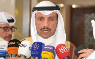 الغانم: المجلس اتبع كافة الإجراءات اللائحية بشأن جلسة اليوم وقام بتوجيه الدعوة