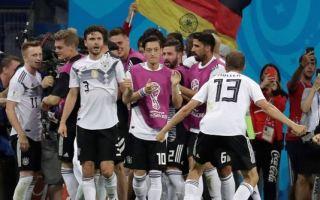 ألمانيا تعتذر للسويد بعد واقعة الدكة