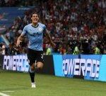 كافاني يحطم أحلام رونالدو ويصعد بأوروغواي لربع النهائي