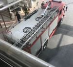 """""""الاطفاء"""": مصدر دخان مطار الكويت هو الشفاطات لوجود التماس كهربائي تم التعامل معه"""
