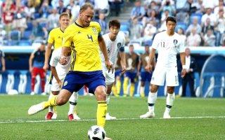 السويد تستهل مشوارها في المونديال بفوز صعب أمام كوريا الجنوبية