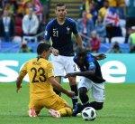 فرنسا تبحث عن حلول بعد الأداء المتواضع أمام استراليا