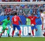 فوز ثمين لصربيا على حساب كوستاريكا في المجموعة الخامسة