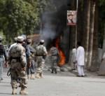 عشرات القتلى في هجمات بأفغانستان مع اجتماع حلف الأطلسي في بروكسل
