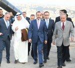 الرئيس الغانم يصل إلى بيروت للمشاركة في منتدى الإقتصاد العربي