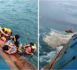 إندونيسيا: غرق 31 شخصا في العبارة المنكوبة