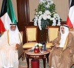 سمو الأمير يستقبل رئيس المجلس الأعلى للقضاء
