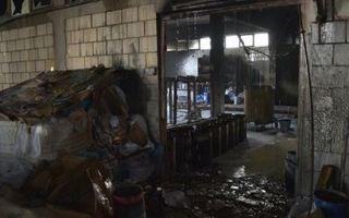 «الإطفاء»: السيطرة على حريق اندلع في ورشة اصباغ بأمغرة