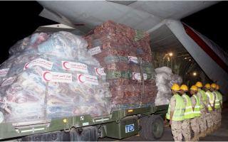 مصر تقدم مساعدات انسانية عاجلة للسودان لمواجهة آثار السيول والأمطار الغزيرة