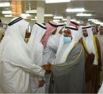النائب الأول ووزير الدفاع يتقدم جموع المشيعين لتشييع الطالبين الفقيدين