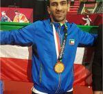 """""""الشطي"""" يضيف الميدالية الذهبية الثانية للكويت في دورة الألعاب الأسيوية"""