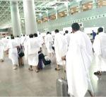 السلطات السعودية تعلن عن وصول أكثر من 662 ألف حاج