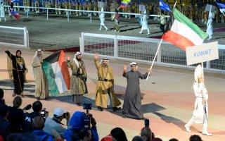 """انطلاق بطولة """"الألعاب العالمية للشعوب الرحل"""" في قرغيزيا بمشاركة كويتية"""