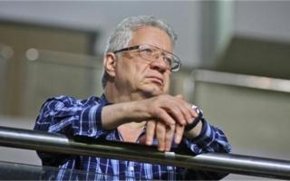 اللجنة الأوليمبية المصرية تجمد مرتضى منصور رئيس نادي الزمالك
