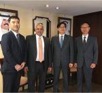 سفير الكويت لدى كوريا الجنوبية يبحث مع مؤسسات اقتصادية كورية تعزيز التعاون الثنائي