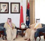 وزير الداخلية البحريني يشيد بعمق العلاقات بين بلاده والكويت