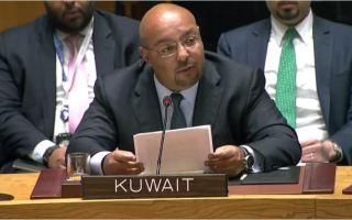 الكويت تجدد مساندتها لأفغانستان في تحقيق السلام والاستقرار الدائمين