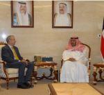 رئيس جهاز الأمن الوطني يبحث مع السفير البريطاني اهم القضايا المشتركة