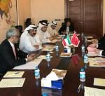 السفير الخبيزي: أهمية تفعيل التعاون الثقافي والاكاديمي والصحي المتبادل بين الكويت وتركيا