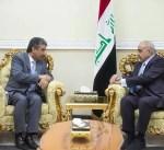 عبد المهدي يشيد بدور الكويت في دعم وإعادة إعمار العراق