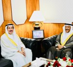 رئيس مجلس الشورى البحريني يشيد بدعم سمو الأمير للتنمية بالبحرين