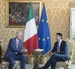 روما: مباحثات مع كبير مفاوضي «بريكسيت» بشأن وضع رعايا إيطاليا في بريطانيا