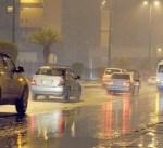 """""""الأرصاد"""" : طقس مستقر نسبيا وفرصة لأمطار غزيرة ليلا"""