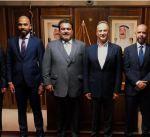 رئيس جهاز الامن الوطني يلتقي بمسؤولين من الادارة الامريكية